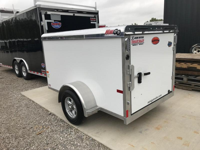 2019 Sundowner MiniGo 5X8 Enclosed Cargo Trailer....Stock#SD-CA2905