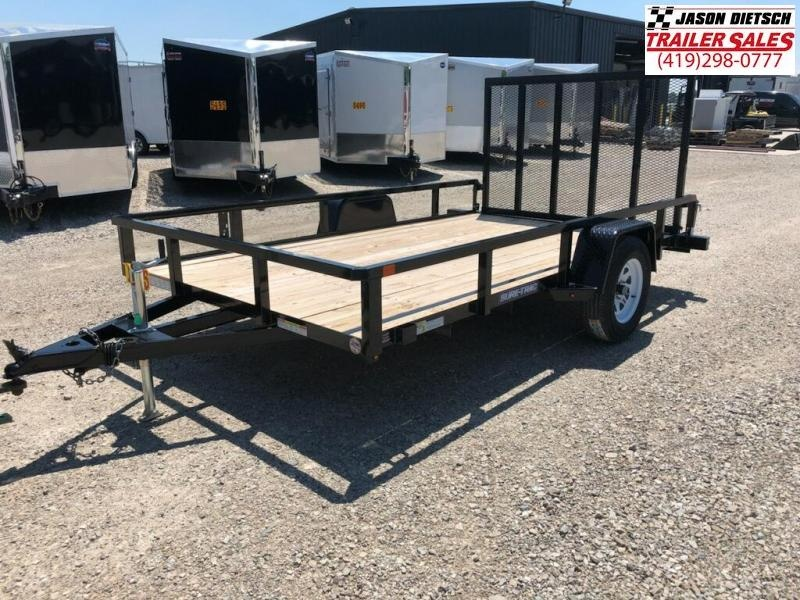 2018 Sure-Trac 7X12 Tube Top Utility....Stock# ST-232474