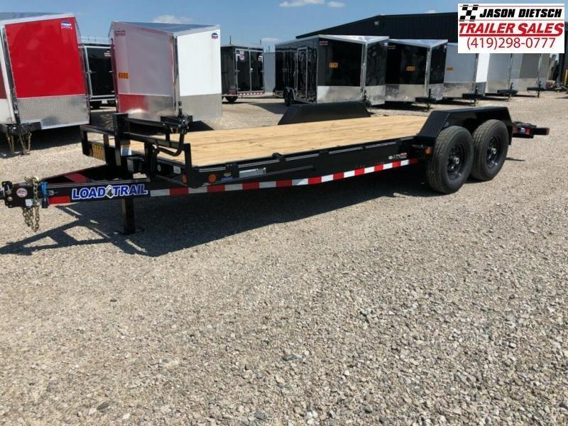 2018 Load Trail 83X20 Tandem Axle Carhauler....STOCK# LT-168353