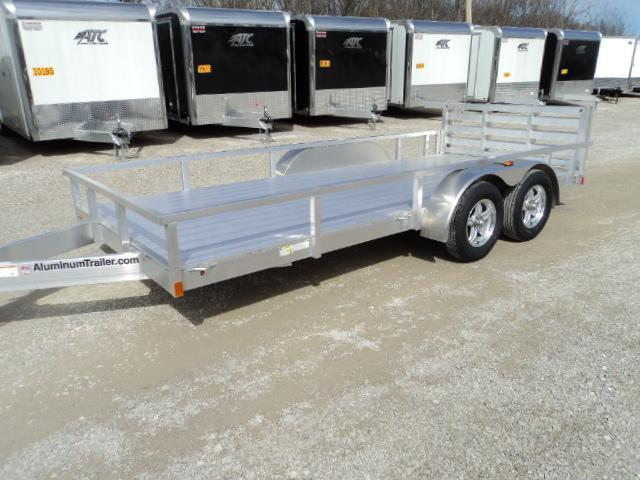 2018 ATC 7X14 Utility Trailer...STOCK AT-213352
