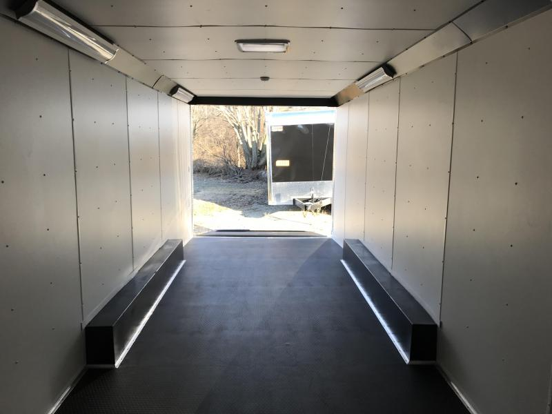 2018 United Trailers UXT 8.5X28 Enclosed Cargo Trailer... STOCK# UN-161830