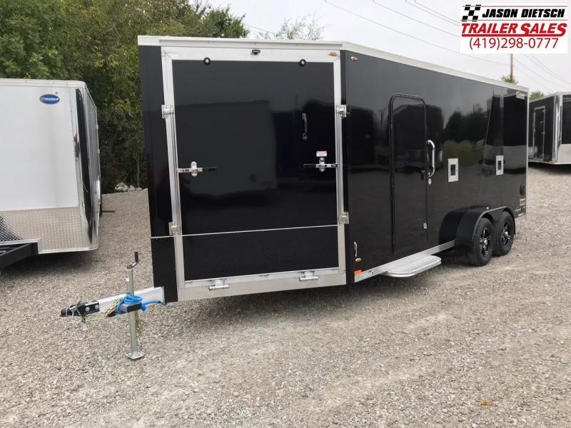 2019 Legend Manufacturing 7X23 EXPLORER EXTRA HEIGHT Snowmobile Trailer....STOCK LG-317329