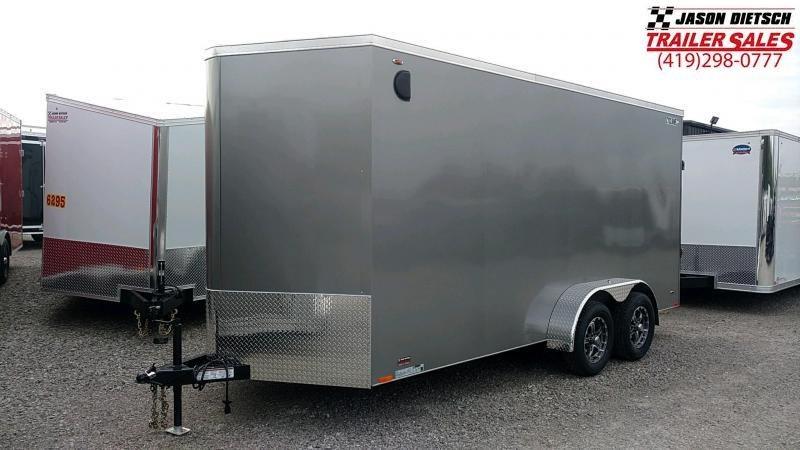 2019 Legend Manufacturing 7X18 Enclosed Cargo Trailer....STOCK# LG-317963