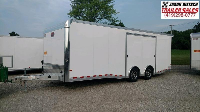 2019 Sundowner Trailers 8.5x24 Car / Racing Trailer....CA2682