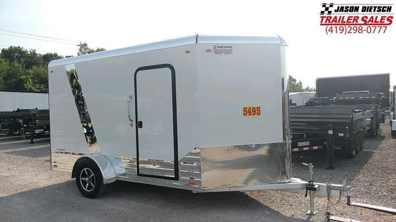 2018 Legend Manufacturing 7X15 DVNSA30 Enclosed Cargo Trailer 317256