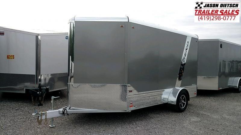 2019 Legend Manufacturing 7X15 DVNSA30 Enclosed Cargo Trailer 317259