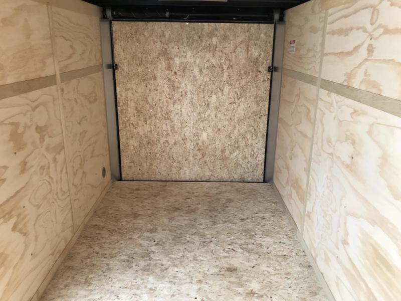 2019 United XLV 6X12 V-Nose Slant Enclosed Cargo Tr....Stock# UN-164365