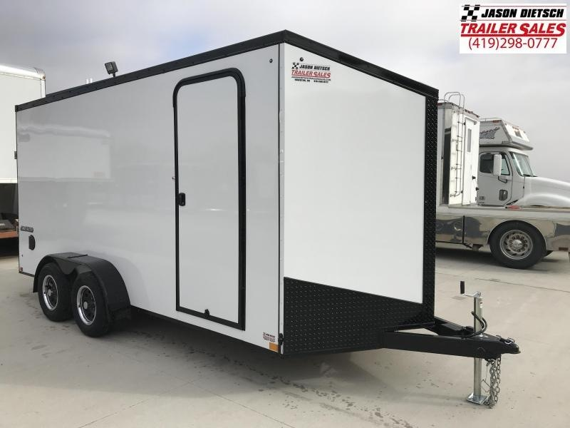 2019 Impact Trailers 7x16 EXTRA HEIGHT Enclosed Cargo Trailer....IMP001546