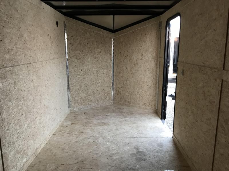 2019 Impact Trailers 7x16 EXTRA HEIGHT Enclosed Cargo Trailer....IMP001380
