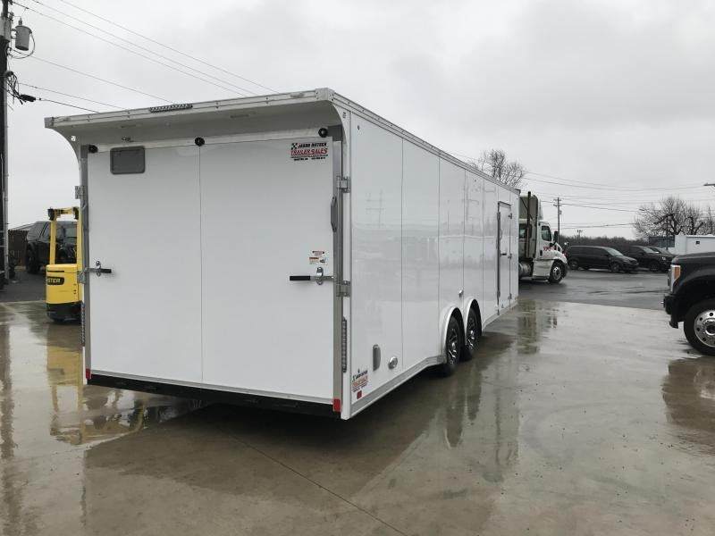 2019 United Trailers XLT 8.5X28 Car / Racing Trailer....STOCK# UN-166471