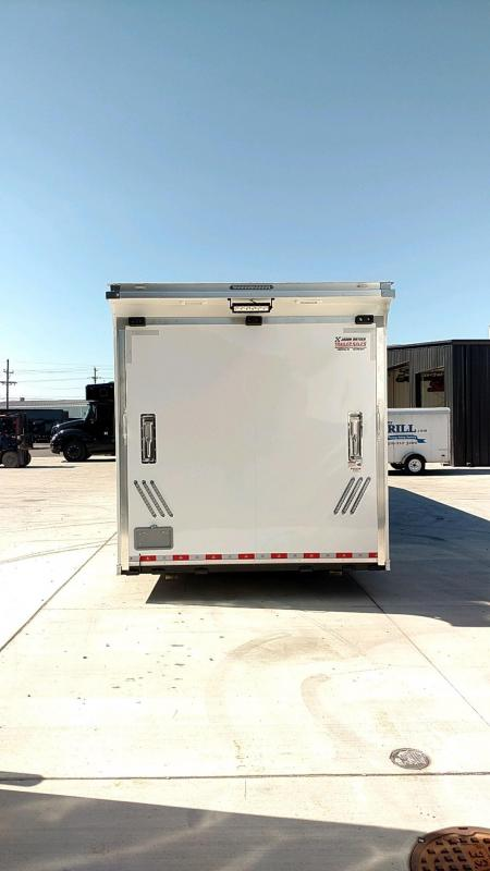 2019 United Trailers USHGN 8.5x48 Car / Racing Trailer....Stock# UN-163210