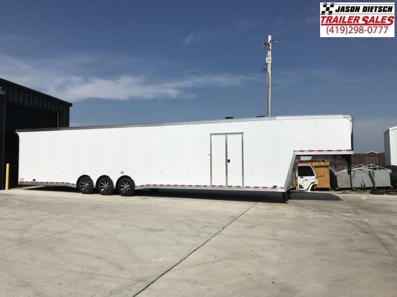 2019 United Trailers USHGN 8.5x48 Car / Racing Trailer....Stock# UN-163210