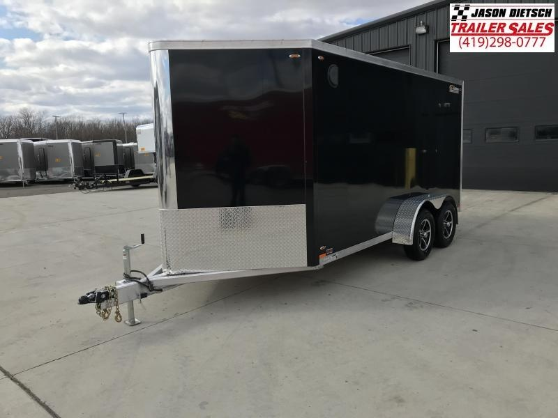 2019 Legend Manufacturing 7x17 FTV Enclosed Cargo Trailer... STOCK# 1317332