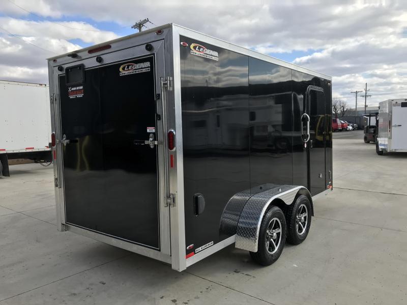 2019 Legend Manufacturing 7x17 FTV Enclosed Cargo Trailer... STOCK# 1317332