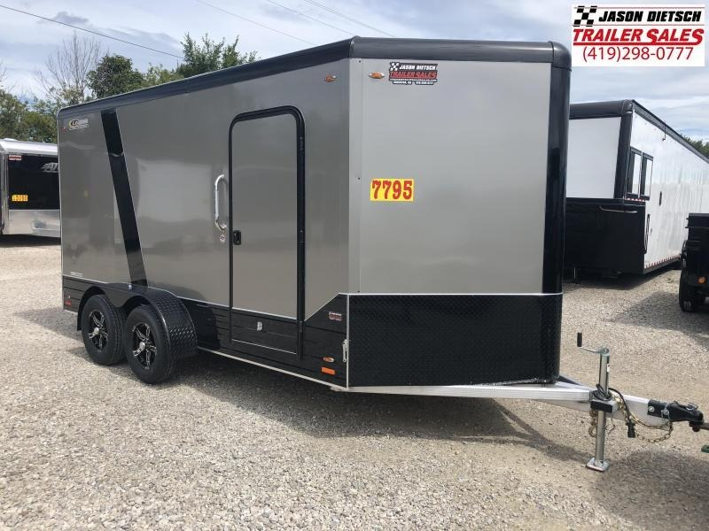 2019 Legend Manufacturing 7x17 EXTRA HEIGHT DVNTA35 Enclosed Cargo Trailer... STOCK# 317325