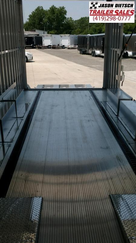 2020 Sundowner Trailers 8x53 Enclosed Cargo Trailer.... STOCK# SD-CA3496