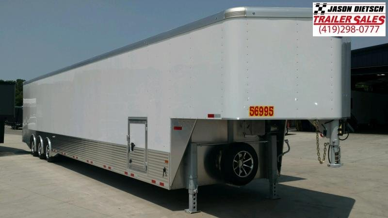 2020 Sundowner Trailers 8x53 Enclosed Cargo Trailer.... STOCK# SD-CA3496