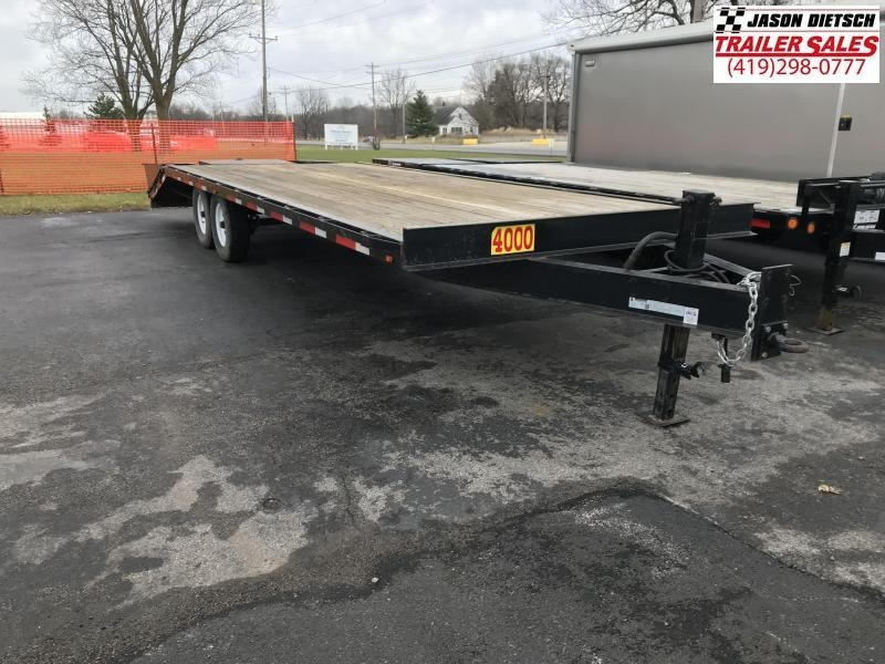 2012 American Manufacturing Operations (AMO) G2514 Equipment Trailer