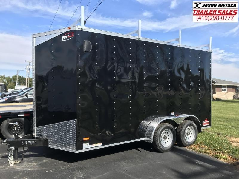2019 RC Trailer 7x14 EXTRA HEIGHT....STOCK# RC-649849