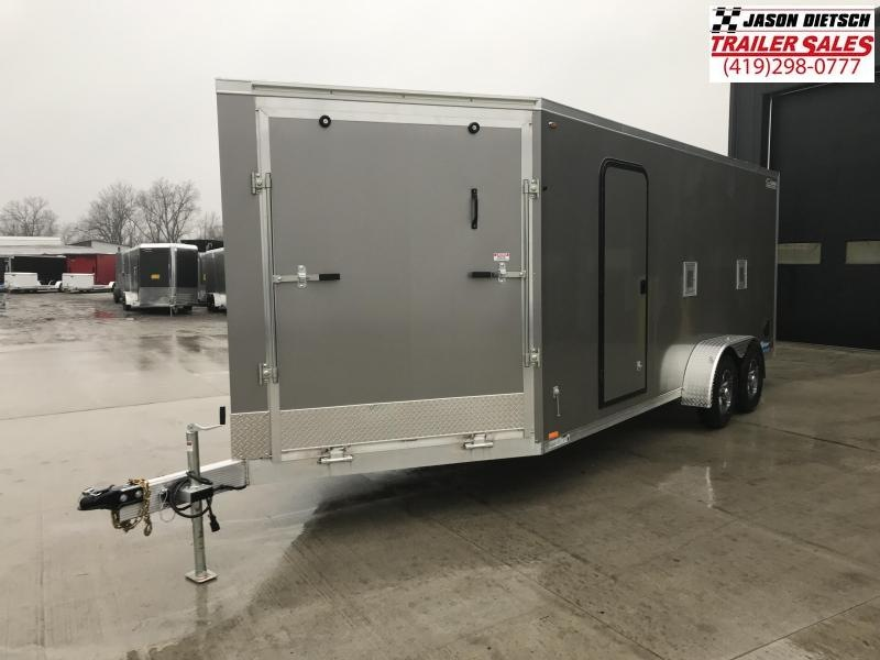 2019 Legend Manufacturing 7X23 THUNDER Snowmobile Trailer....STOCK LG-1317344