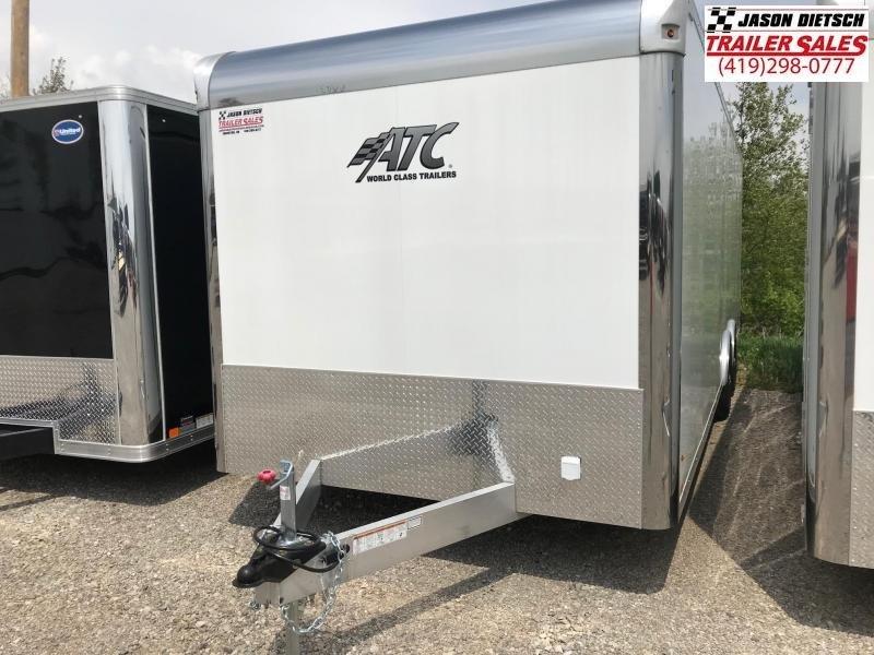 2017 ATC 8.5X24 Car / Racing Trailer
