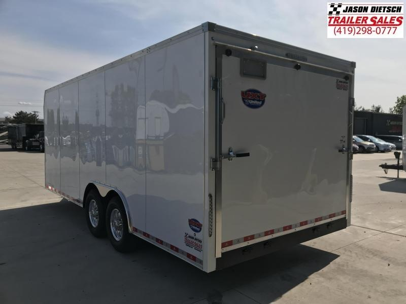 2020 United Trailer UXT 8.5x20 Enclosed Trailer....Stock#UN-168501