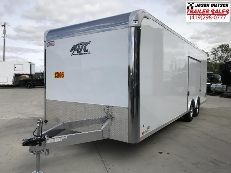 2019 ATC RAVAB85240-2T5.2K Car / Racing Trailer