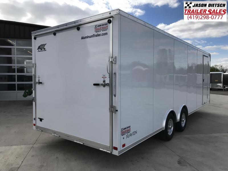 2019 ATC RAVAB85240-2T5.2K Car / Racing Trailer