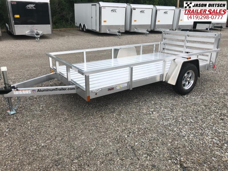 2019 ATC 6X12 Utility Trailer....STOCK # AT-214770