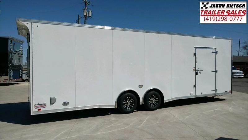 2020 United Trailers XLT 8.5X28 EXTRA HEIGHT Car / Racing Trailer....STOCK# UN-166442