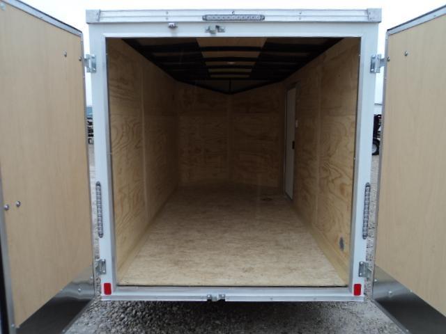 2018 United XLV 6X12 V-Nose Slant Enclosed Cargo Tr....Stock# UN-162216