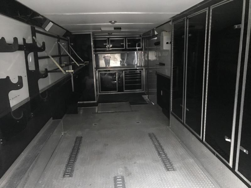 2012 Continental 8.5x32 Cargo Race Car / Racing Trailer