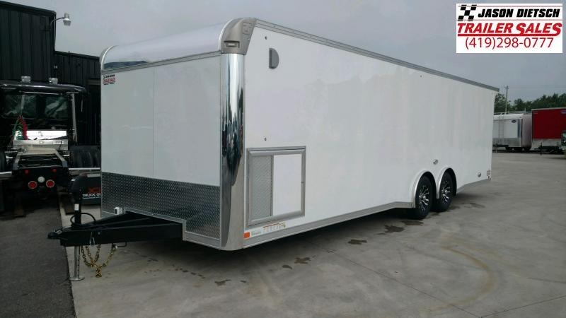 2019 United Trailer GEN 4- 8.5x28 Enclosed Race....Stock trailer #UN-166236