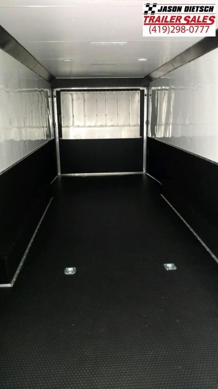 2020 United Trailers 8.5X34 EXTRA HEIGHT Car / Racing Trailer....STOCK# UN-166324