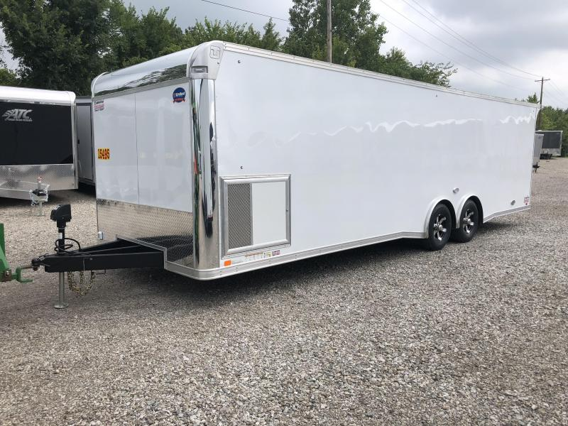 2019 United Trailer GEN 4- 8.5x28 Enclosed Race Trailer....Stock#UN-160445