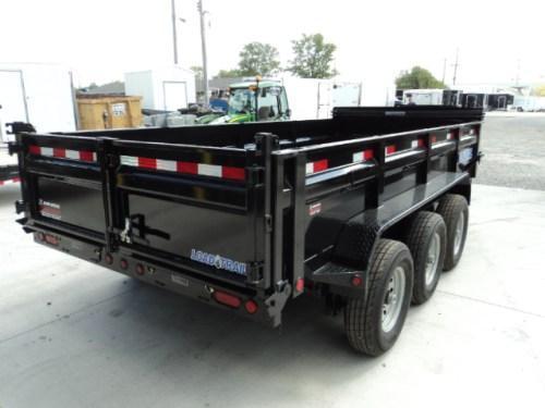 2017 Load Trail DT 83x16 Triple Axle Dump Trailer....Stock#LT-44423