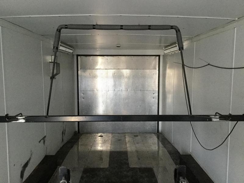 2004 Cargo Mate 8.5x42 Car / Racing Trailer
