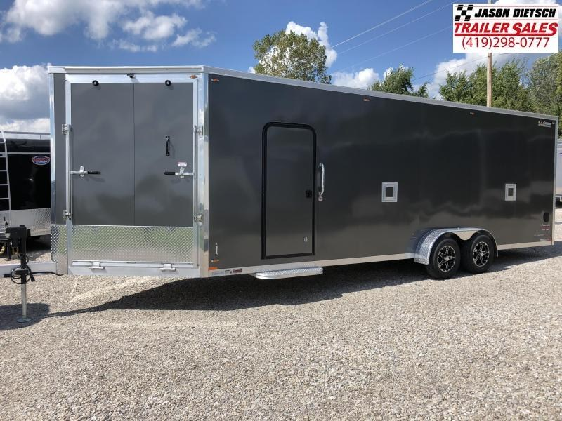 2019 Legend Manufacturing 7X29 Explorer Snowmobile Trailer....STOCK # LG-317937