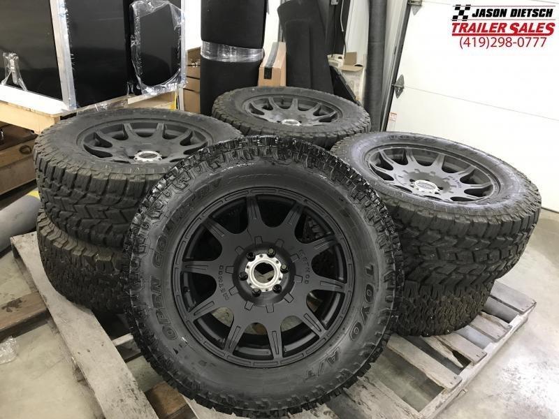 2018 Ford Method Raptor Wheels