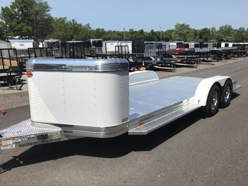 2019 Sundowner 81X20 Sunlite Car Trailer.... STOCK# SD-FA7158