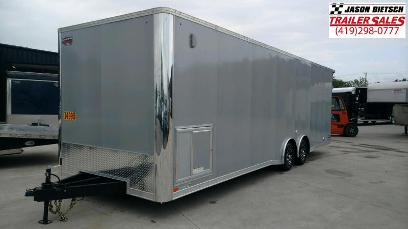 2020 United Trailers XLT 8.5X28 EXTRA HEIGHT Car / Racing Trailer....STOCK# UN-166463
