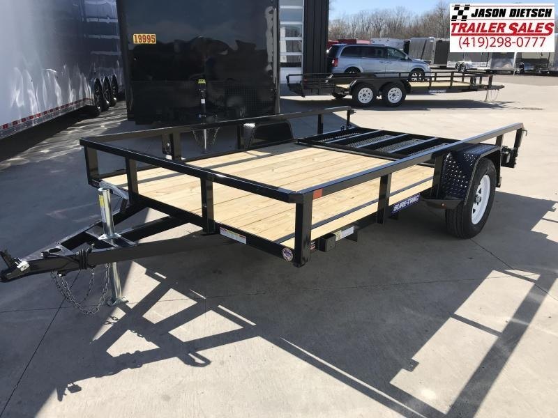 2019 Sure-Trac 7X12 Tube Top Utility....STOCK# ST-262236
