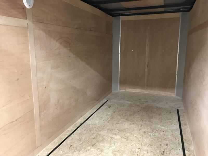 2019 United XLE 5X10 Enclosed Cargo TRAILER....Stock# UN-167569