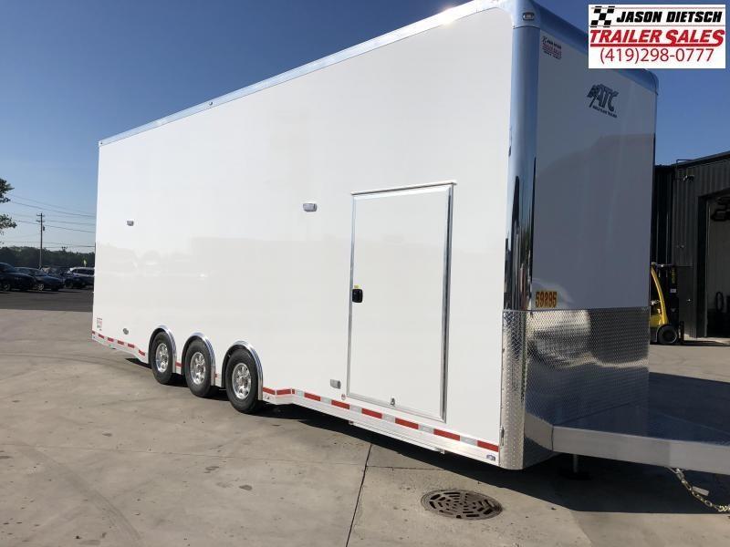 2019 ATC QUEST 8.5X30 Car / Racing Trailer....STOCK# AT-214471