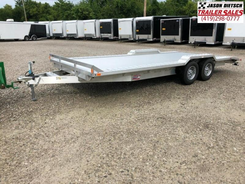 2018 American Hauler Industries 8.5X20 Equipment Trailer....STOCK # AH-063004