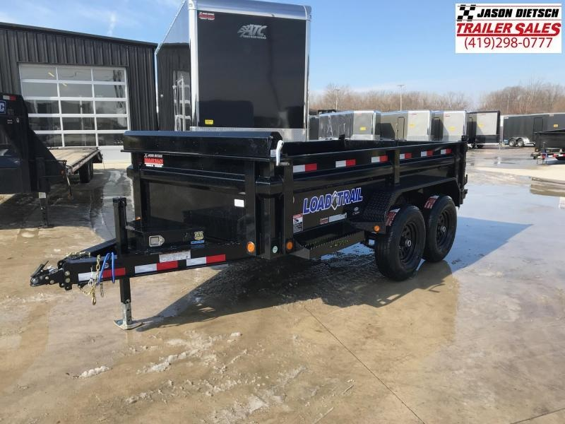 2019 Load Trail 72X12 Tandem Axle Dump Trailer....STOCK# LT-182939
