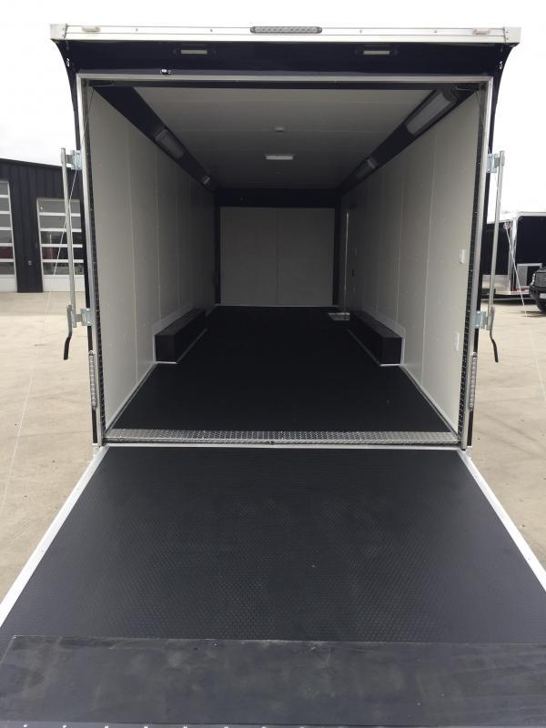 2018 United Trailers UXT 8.5X28 Enclosed Cargo Trailer... STOCK# UN-161831