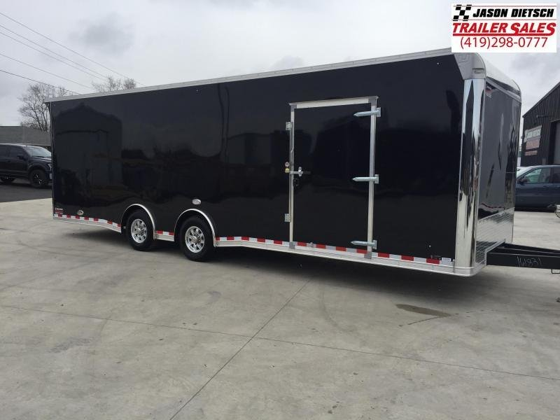 2018 United Trailers UXT 8.5X28 Enclosed Cargo Trailer... STOCK# UN-161831