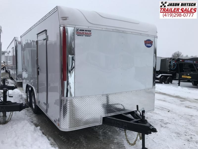 2019 United Trailer UXT 8.5X16 Enclosed Cargo Trailer....Stock# UN-166264