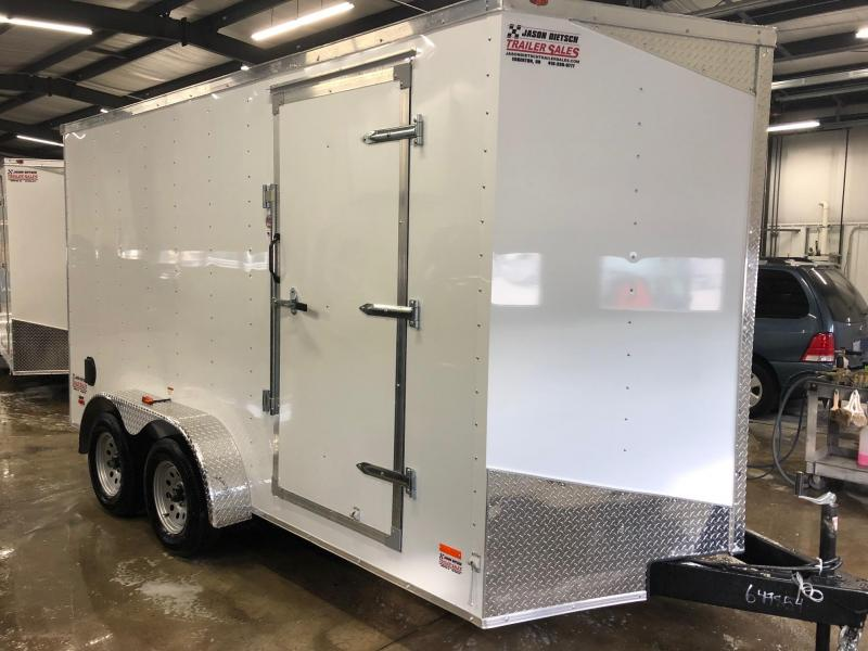 2019 RC Trailer 7x16 EXTRA HEIGHT....STOCK# RC-649837